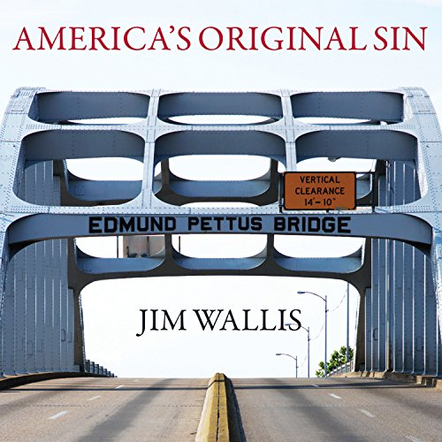 America's Original Sin audiobook cover art