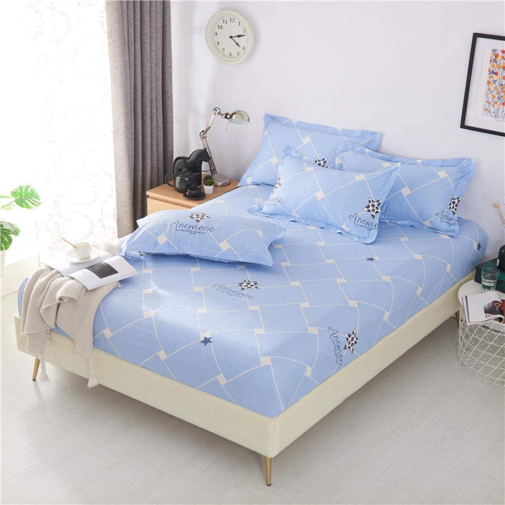 CFYCYHDZHT Quality Bedding Selling Fitted Cotto OFFicial Sheet Children's Bedroom