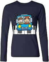Kathenarin Women's Music Buss Long Sleeve T-Shirt