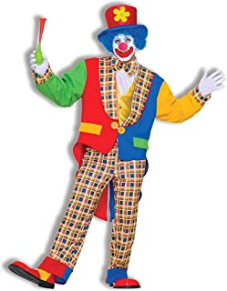 Men's Clown On The Town Costume