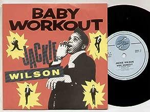Jackie Wilson - Baby Workout - 7 inch vinyl / 45