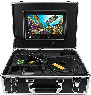 QXQX (us 100-240v) 50m 7in Lcd Onderwater Vissen Videocamera 360 Graden Roterende Viszoeker