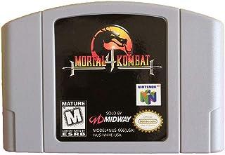 Mortal Kombat 4 Game Card for Nintendo 64 N64 US Version