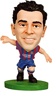 Soccer Starz - Barcelona Xavi Hernandez - Home Kit (2015 Version) / Figures