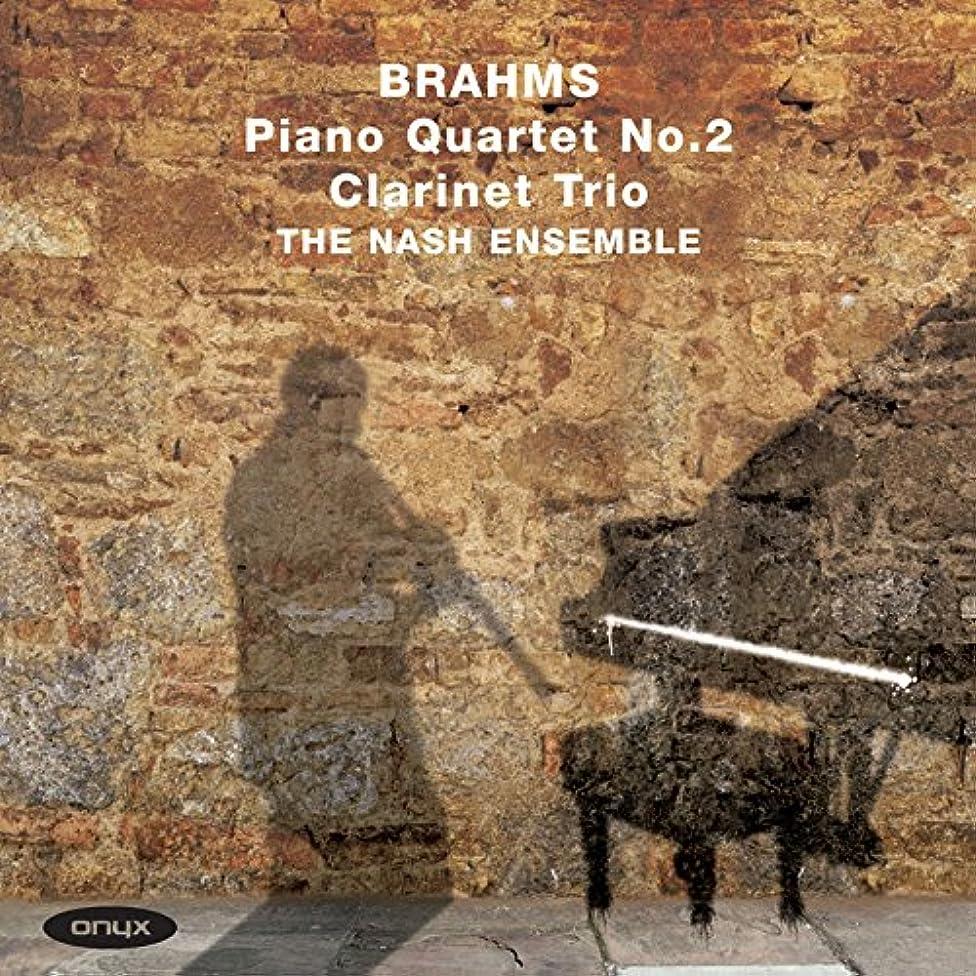 Brahms: Piano Quartet No.2, Clarinet Trio