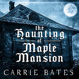 The Haunting of Maple Mansion cover art