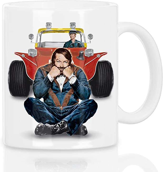 Tazza in ceramica  - altrimenti ci arrabbiamo - bud spencer & terence hill - dune buggy style3 B00PP87U14