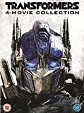 Transformers (2007)/ Revenge Of The Fallen/ Dark Of The Moon/ Age Of Extinction (4 Dvd)...