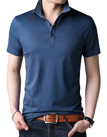 2d0582e23df019 ポロシャツ トップス メンズ 半袖 無地 ファッション スポーツ かっこいい カジュアル シンプル 通気性 快適 薄手 吸汗速