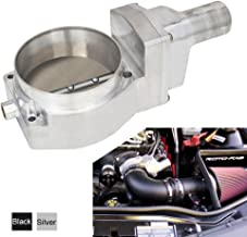Kyostar Throttle Body SD102MMEL for LSXR 102mm Intake Manifold LS Engine Drive By Wire(silver)