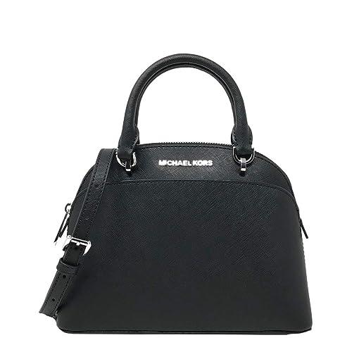 8332dea01b1 MICHAEL Michael Kors EMMY Women's Shoulder Handbag SMALL DOME SATCHEL