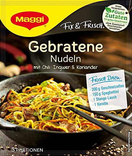 Maggi fix und frisch Gebratene Nudeln, 26 g