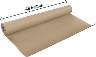 USA Brown Kraft Paper Roll 48