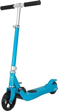 OLSSON - Patinete eléctrico Fun Infantil Azul. hasta 50kg de ...