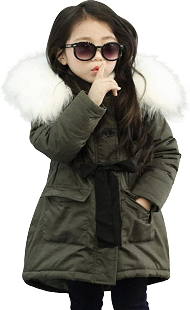 Kehen Boy Girl Winter Ranking TOP19 Hooded Trench Down Coat Zipper Lowest price challenge Jacket Warm