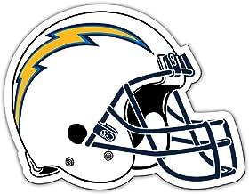 Fremont Die NFL Los Angeles Chargers Vinyl Magnet, Team Colors, one Size