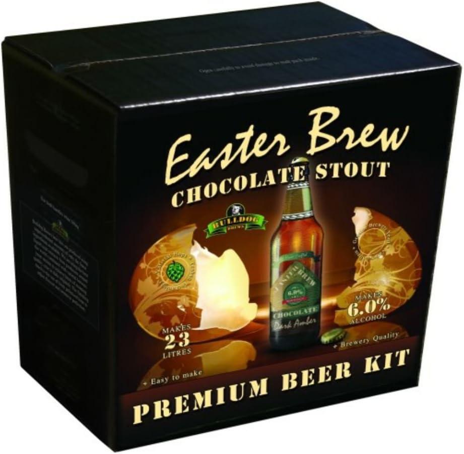 Bulldog Brews Easter Brew Chocolate Stout by Bulldog Brews