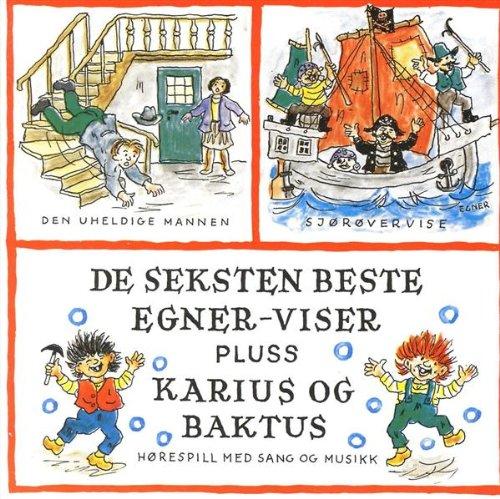 Karius og Baktus+16 beste viser
