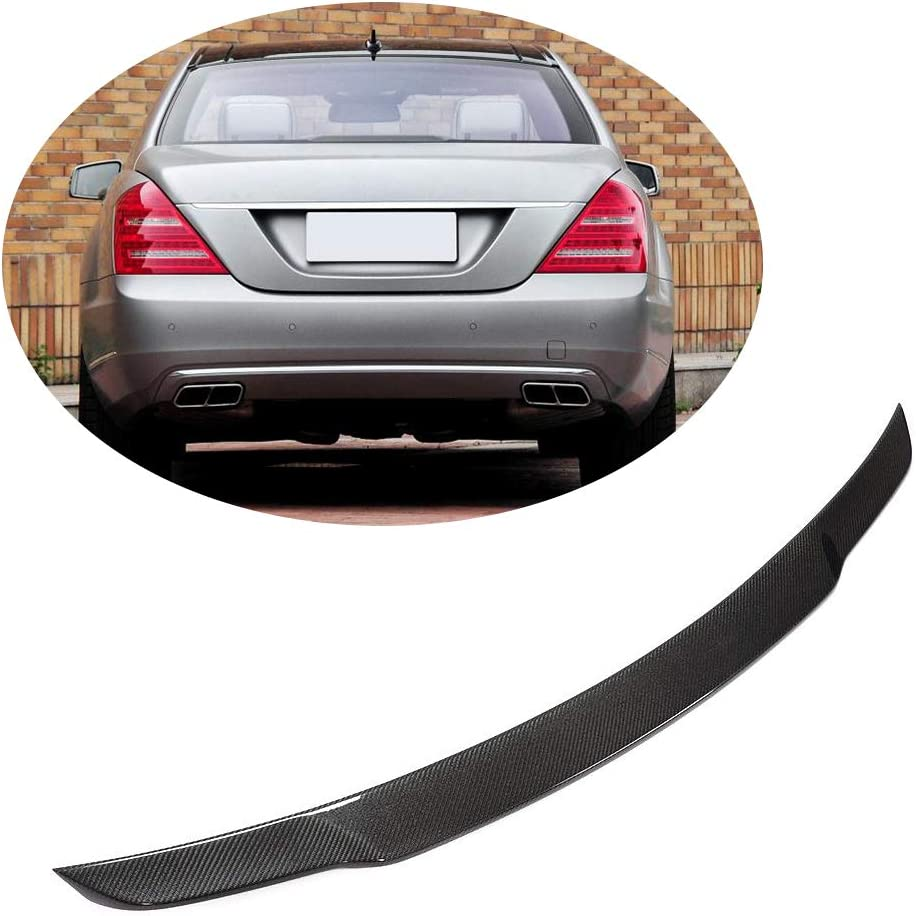 MCARCAR KIT Rear Trunk Spoiler fits Mercedes Benz W2 for Finally popular brand Opening large release sale Class S