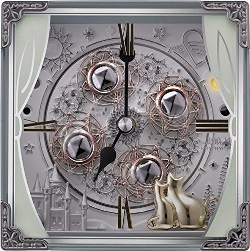 Rhythm(リズム時計工業)『スモールワールドコスモ(4RH784RH04)』