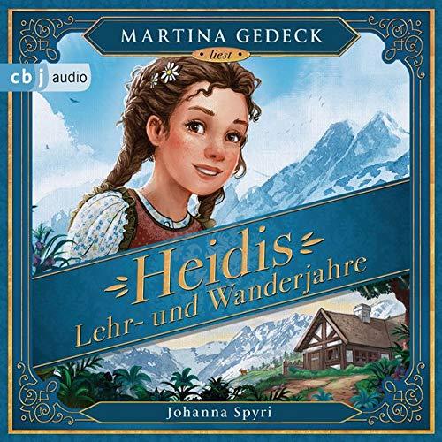 Heidis Lehr- und Wanderjahre cover art