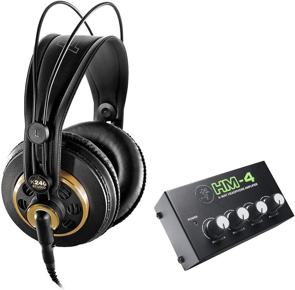 AKG San Jose price Mall K 240 Studio Pro Semi-Open Stereo HM- Headphones with Mackie