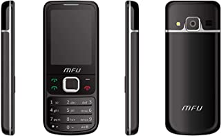MFU Upplåst dubbel SIM-mobiltelefon, kamera, musikspelare, 3,5 mm hörlurar, FM-radio, Bluetooth, 10 dagars standby, billig...