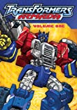 Transformers Armada: Volume One [Edizione: Stati Uniti] [Italia] [DVD]