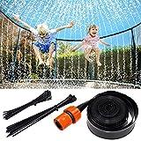 Trampolin Sprinkler,12M Trampolin Wassersprinkler,Outdoor Spray Wasserpark,Trampolin Wassersprinkler...