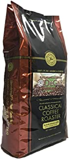 コーヒー豆 クラシカルコーヒーロースター デカフェ コロンビア 1.1lb (500g) 豆 カフェインレス
