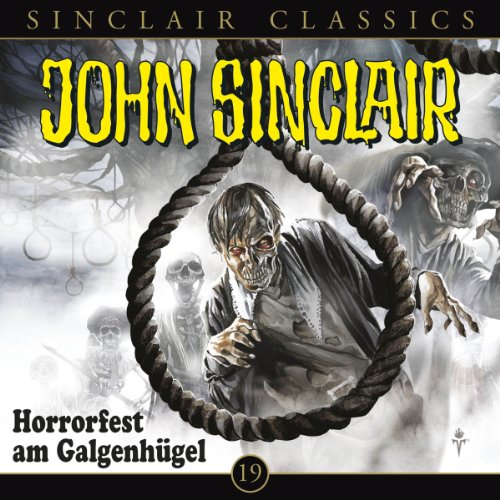 Horrorfest am Galgenhügel audiobook cover art