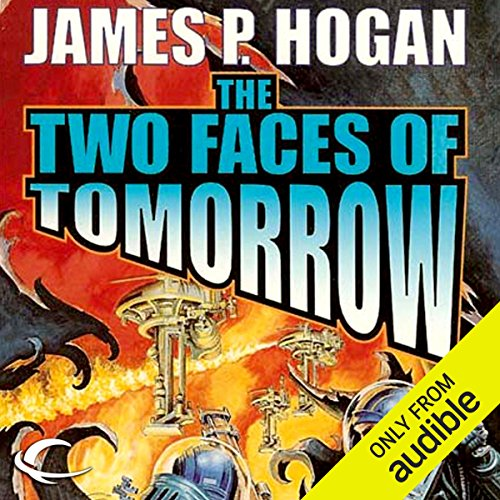 The Two Faces of Tomorrow Titelbild