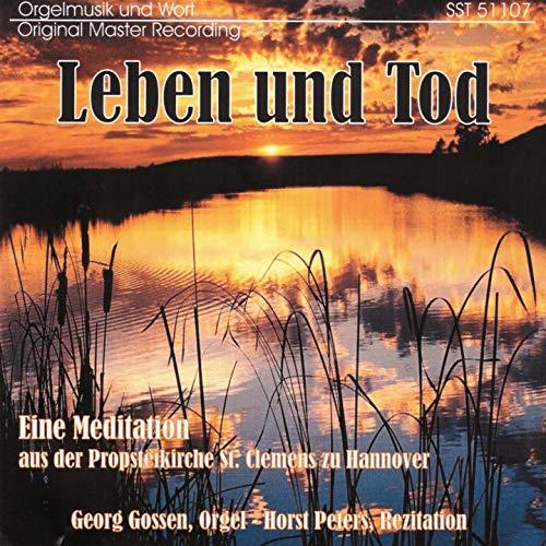 Neuf piéces pour orgue, Op. 40: No. 3, Chant de paix & Alfred Gong: Erkenntnis