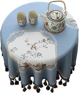 Gamvdout Élégant et Simple Table Ronde Table Ronde Table Ronde à la Petite Table Ronde (Size : Diameter 200cm)