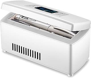 Insulinkylare Resväska Inbyggt batteri 10200 mAH Bärbar medicin Kylskåp Resa Hem Affärsresa Kontorsmedicin Kylskåp