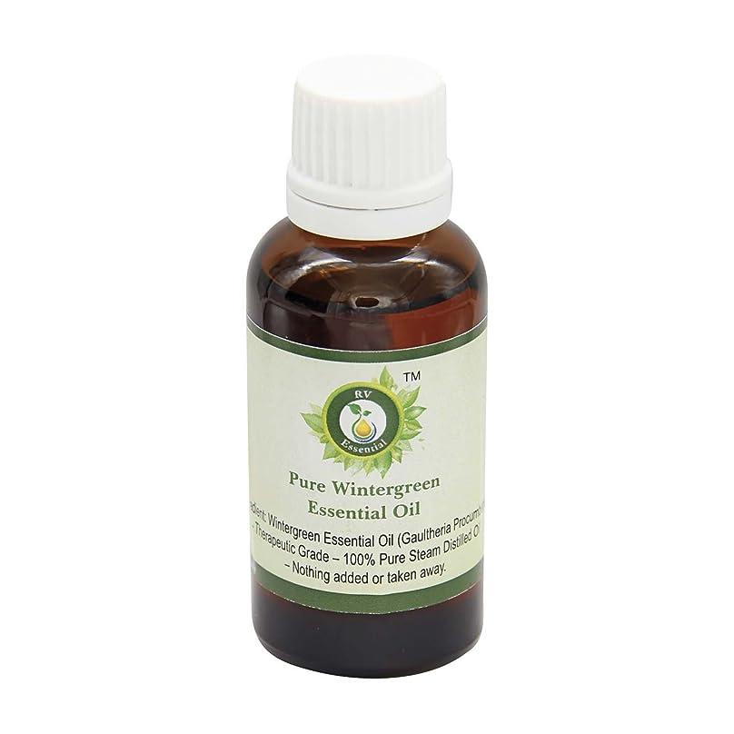 見習い許容啓示R V Essential ピュアウィンターグリーンエッセンシャルオイル300ml (10oz)- Gaultheria Procumbens (100%純粋&天然スチームDistilled) Pure Wintergreen Essential Oil