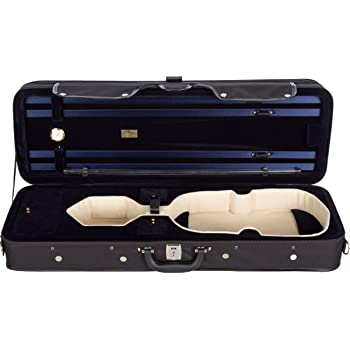 Estuche para Violín Espuma City 4/4 azul marino M-Case: Amazon.es: Instrumentos musicales