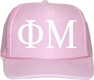 Phi Mu Trucker Hat - Pink