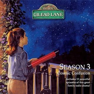 Down Gilead Lane, Season 3: Cosmic Confusion audiobook cover art