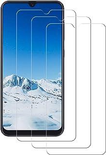 CNXUS [3-pack för Samsung Galaxy A50 skärmskydd, Samsung A50 skärmskydd härdat glas, A50 härdat glas, 3D-beröring, bubbelf...