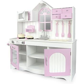 Kidkraft Cucina Deluxe Pastel: Amazon.it: Giochi e giocattoli