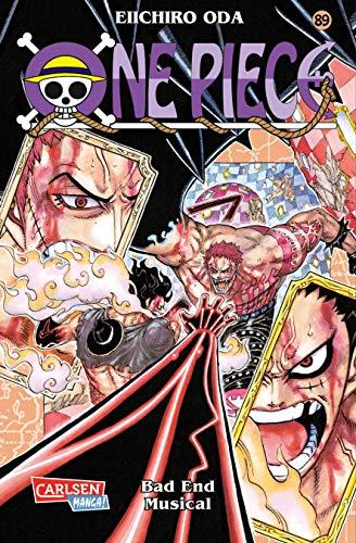 One Piece 89: Piraten, Abenteuer und der größte Schatz der Welt!