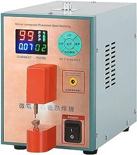 Spotlasser Intelligente Precisie Puls Spot Lasmachine voor metalen roestvrijstalen ijzer-nikkel kontlassen