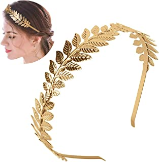 Cerchietto da cerimonia Oro Fiore Corona Diadema Sposa Headwear Donna Regali San Valentino