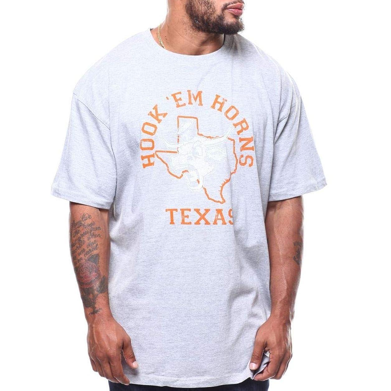 踏み台上に築きます変数(チャンピオン) Champion メンズ トップス Tシャツ texas s/s screen tee (b&t) [並行輸入品]