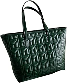 Large-Capacity Bag Tote Handbag Female Fashion Black Shoulder Bag Rup Art