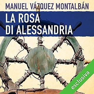 La rosa di Alessandria copertina