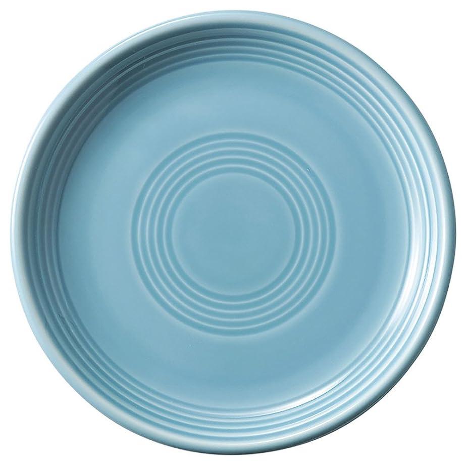 等しい条件付き中断光洋陶器 オービット ディナー皿 26cm ターコイズブルー 12686002