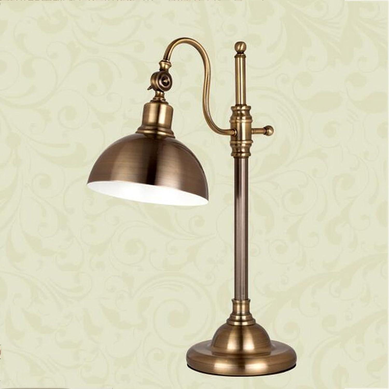 B07FMQPCGW Retro-Lampe American Retro-Wohnzimmer Lampe ...