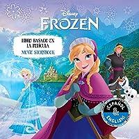 Disney Frozen: Movie Storybook / Libro basado en la película (English-Spanish) (Disney Bilingual)